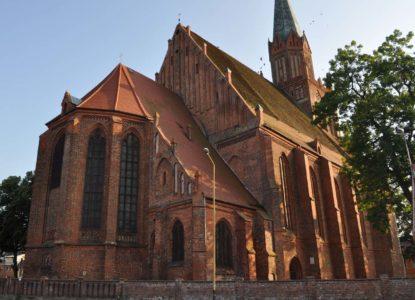 Kościół mariacki w Trzebiatowie